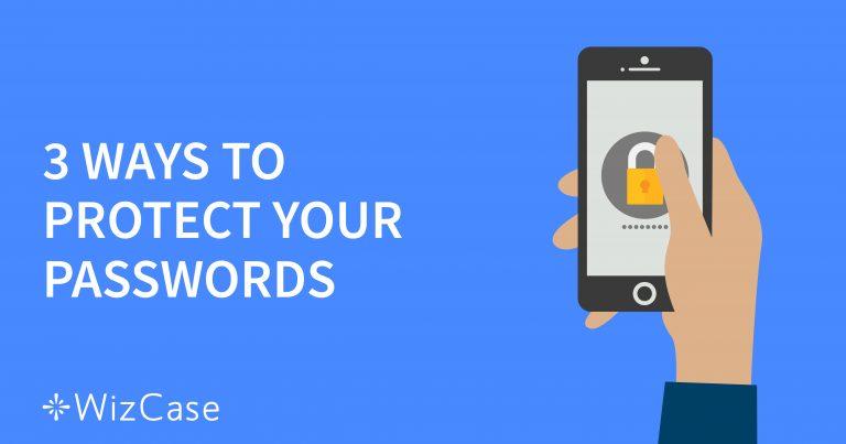 Как да опазите паролите си онлайн?