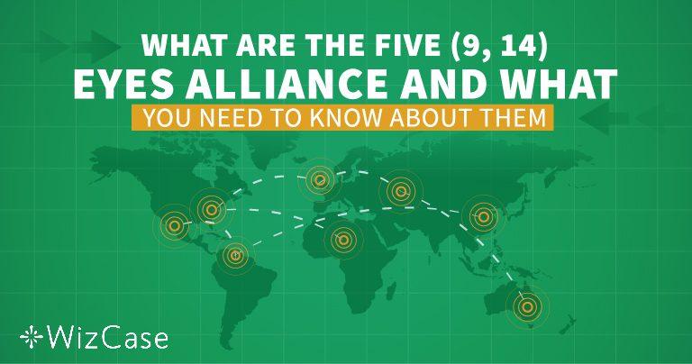 Да разберем по добре Алиансите, наречени Пет, Девет и 14 очи, преди да изберем VPN!