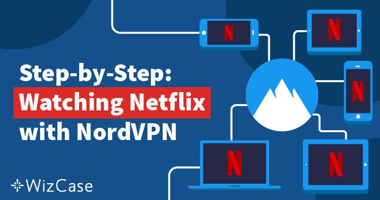 Деблокирането на Netflix с NordVPN става бързо, евтино и лесно Wizcase