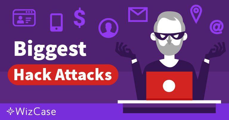 Топ 15 на най-големите хакерски атаки