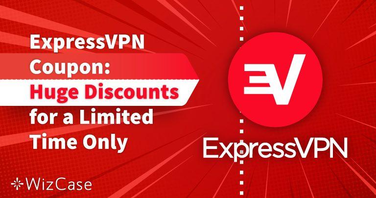 Валиден за 2020г. купон за ExpressVPN: Вземете до 49% отстъпка днес! Wizcase