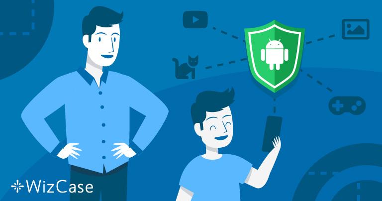 Най-добри Android приложения за родителски контрол – Тествани Юли 2021