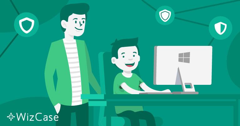 5 най-добри Windows софтуери за родителски контрол през 2021
