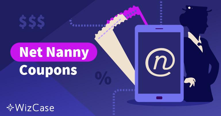 Валиден Net Nanny купон за Септември 2021: Спестете до 30% днес